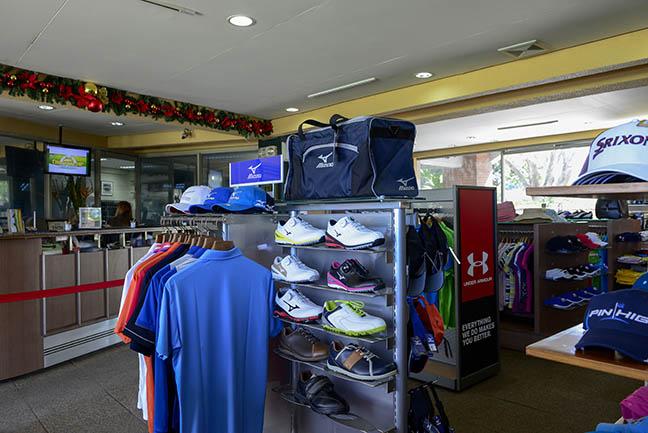 Golf Registration & Proshop 1