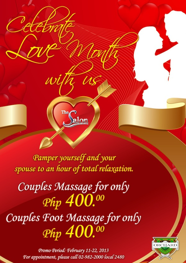 Valentin massage