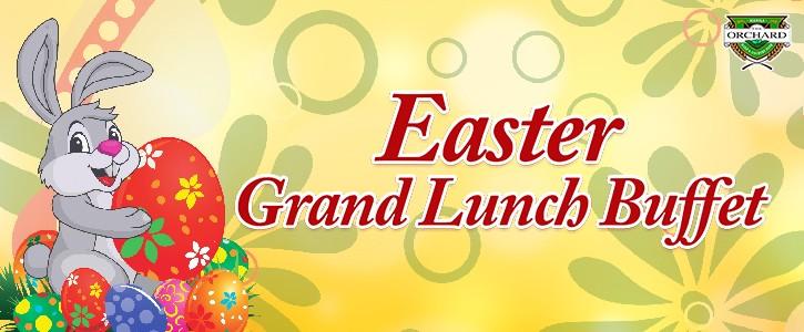 Easter Buffet Webslider