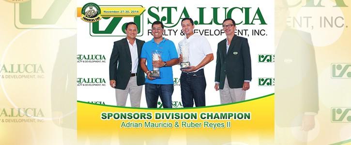Sponsors Division Champion
