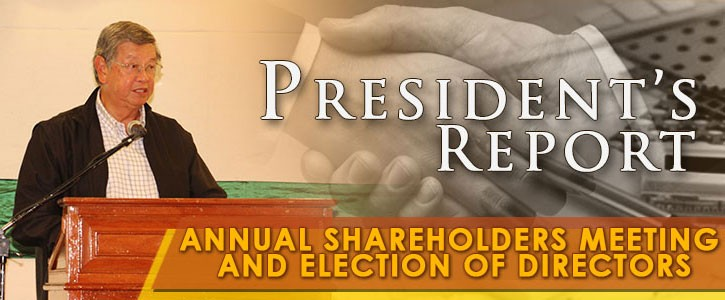 president-report