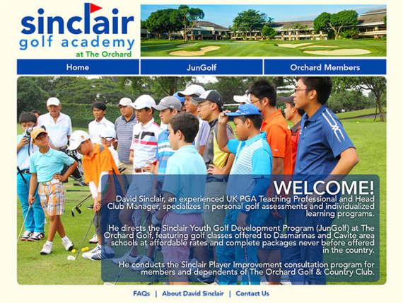Home-Sinclair-Golf-Academy
