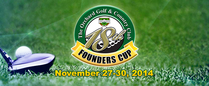 18th Founders Cup